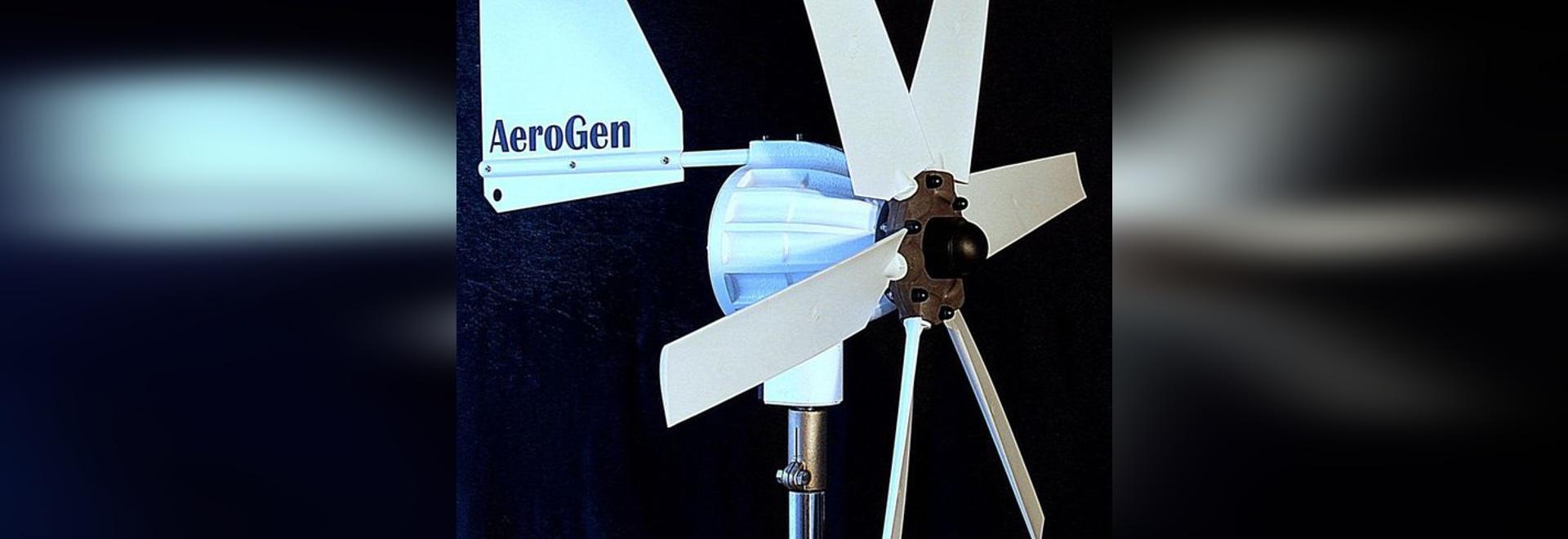 NUOVO: turbina di vento della barca da Xylem
