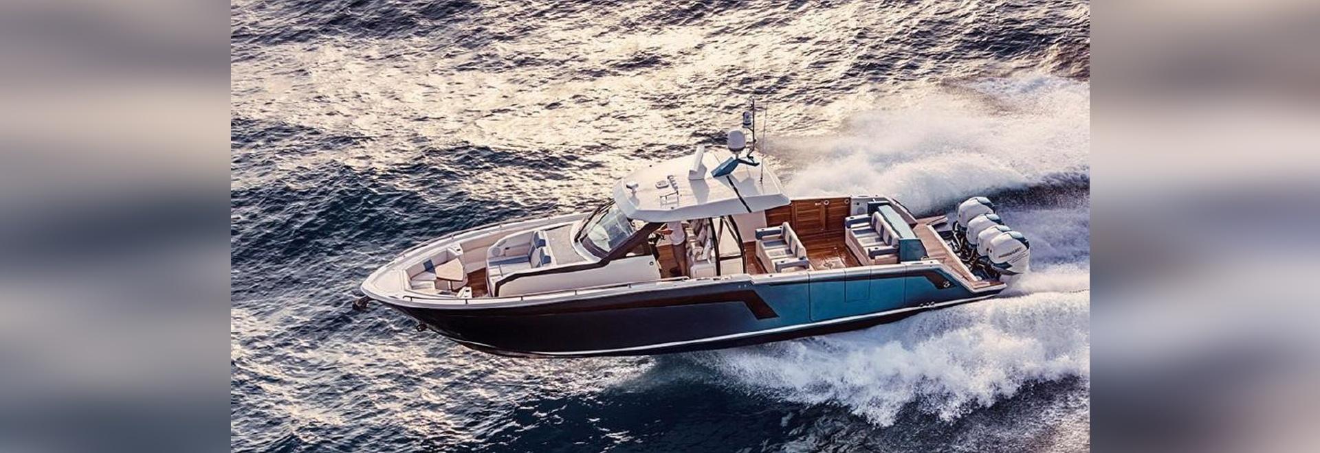 Ocean Alexander 45 Divergenza: Nuovo dayboat mira a distillare l'essenza dei superyacht