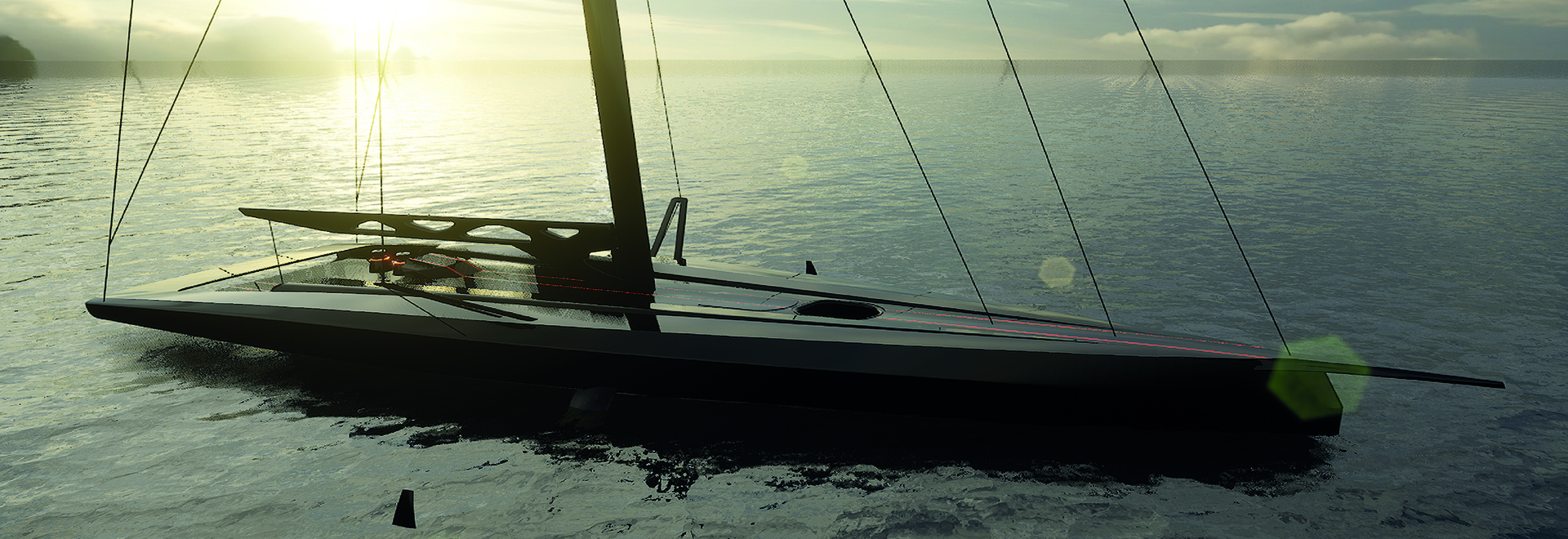Persico Marine e Carkeek Design Partners presentano F 70 full-foiling day sailer-racer