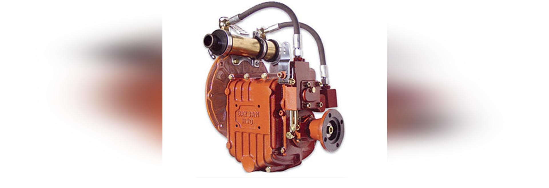 Scatola ingranaggi idraulica marina H80 di Baysan