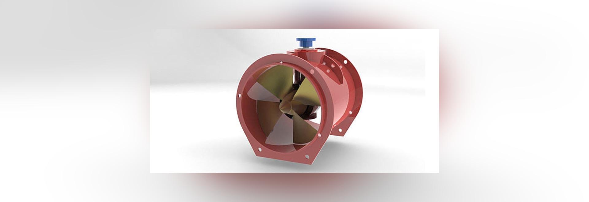 Sistemi dei propulsori dell'arco di ERC