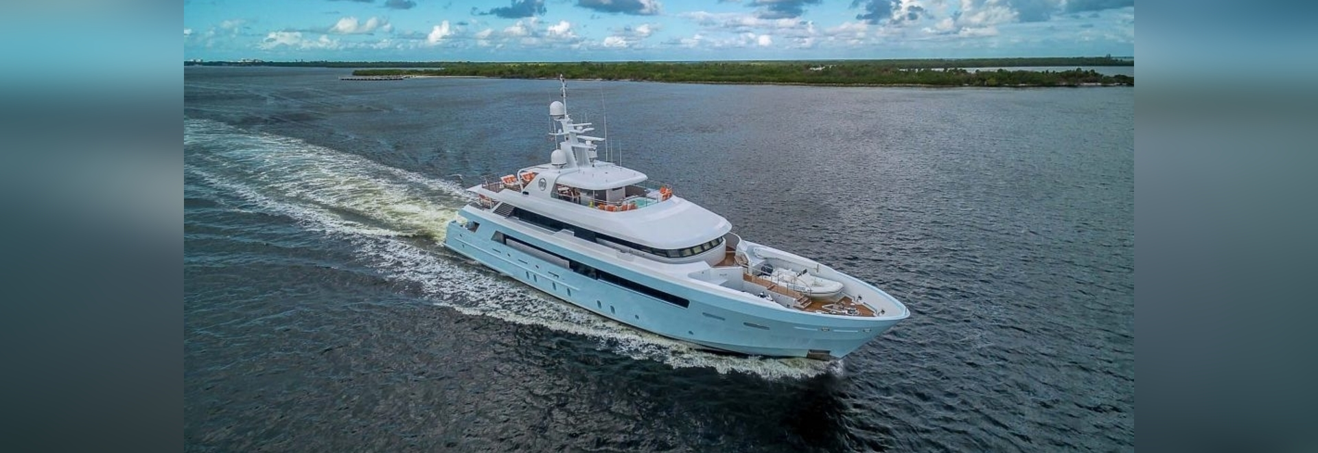 In vendita in Florida: 46m Delta Marine yacht a motore Time For Us