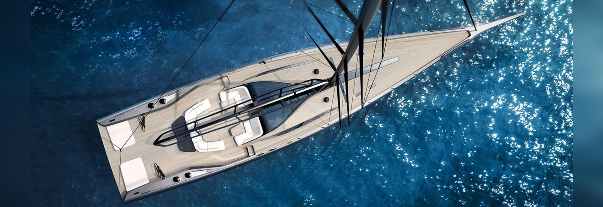 Wally Yachts svela 30,8 metri di Sloop a vela Wally 101