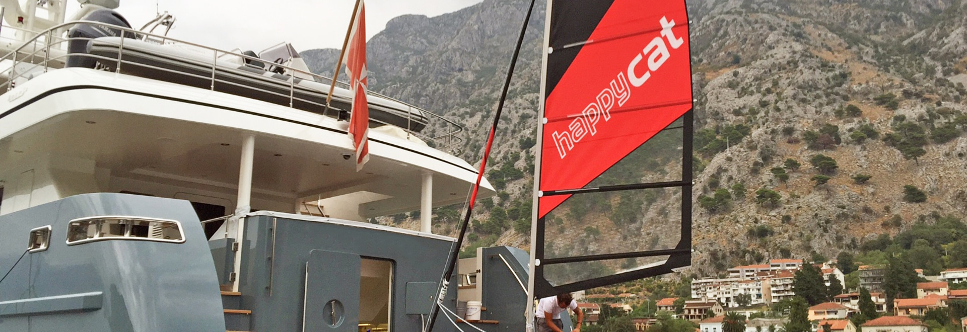 Yacht Toy - HAPPY CAT NEO - catamarano gonfiabile