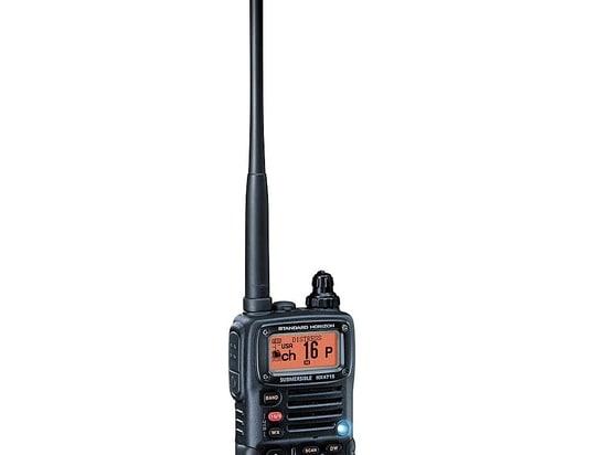 NUOVO: radio della barca dall'orizzonte standard