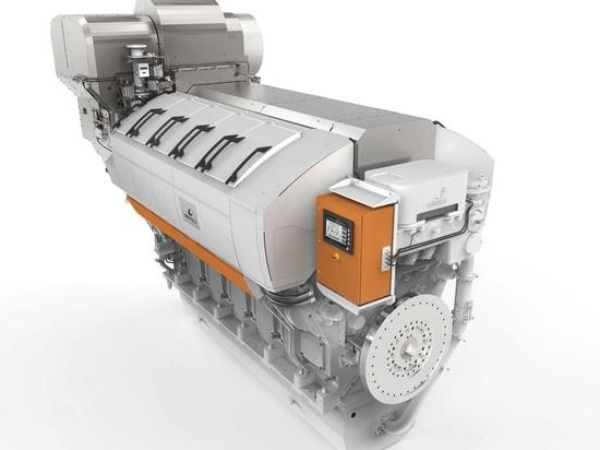 NUOVO: motore della nave da Wärtsilä Corporation