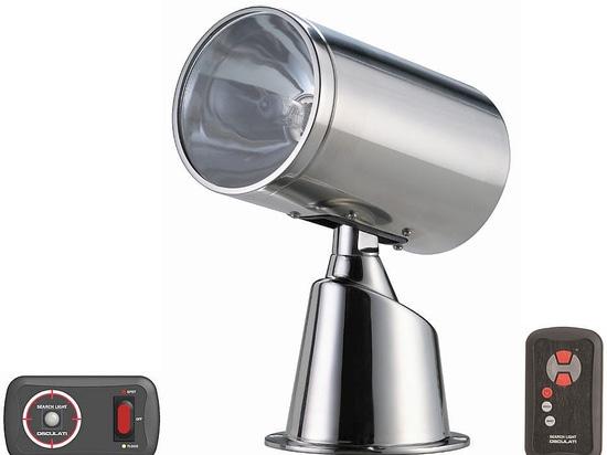 luce registrabile Elettronico-azionata fatta di acciaio inossidabile