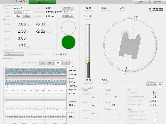 NUOVO: software di controllo da Kongsberg Maritime