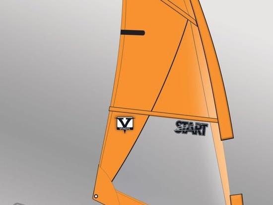 NUOVO: completo windsurf il pacchetto dell'impianto di perforazione per i bambini (albero, vela, asta) dalle vele del Vandal