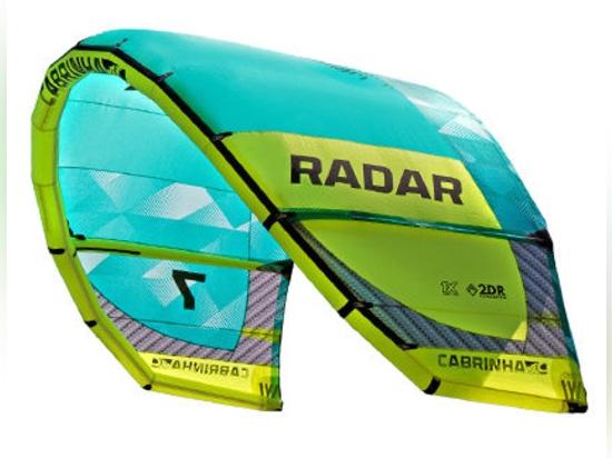 Tutto il nuovo cervo volante del radar