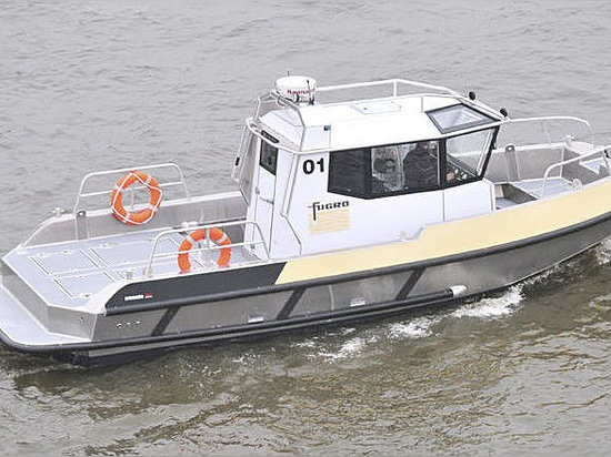 Barca interna di servizio: Portatore 90