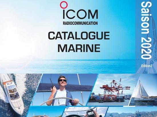Catalogo marino ICOM 2020