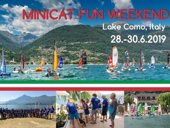 MiniCat Divertimento Weekend 2019