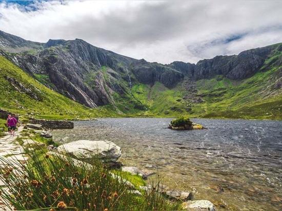 Llyn Idwal, Snowdonia, Regno Unito