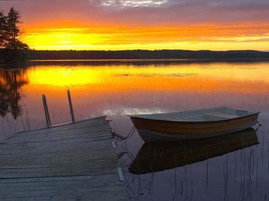 Nedre Noren, Svezia