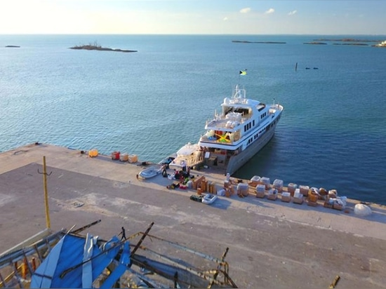 Hurricane Dorian: Rally di Superyachts per aiutare le Bahamas