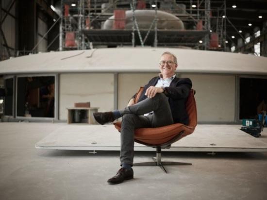 Un futuro sostenibile per tutti: Il direttore del Feadship Henk de Vries per dare la prima colazione Briefing keynote di apertura del METSTRADE Show