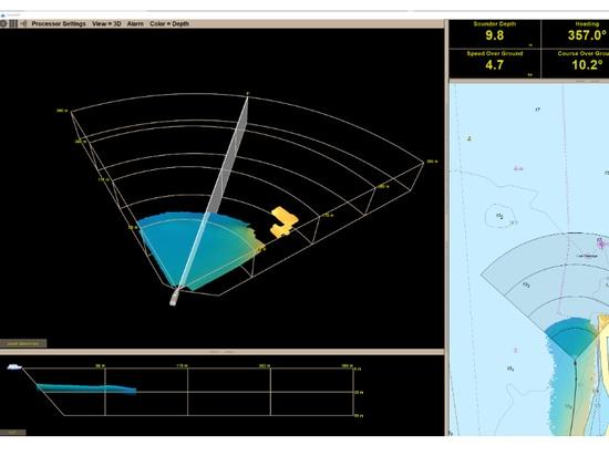 FarSounder svela il nuovo sonar 3D per il futuro
