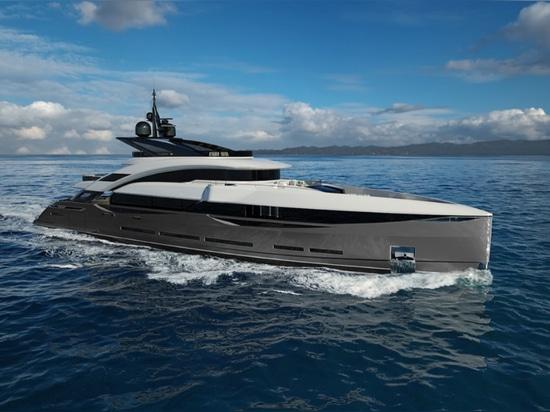 ISA Yachts vende il secondo 45m superyacht