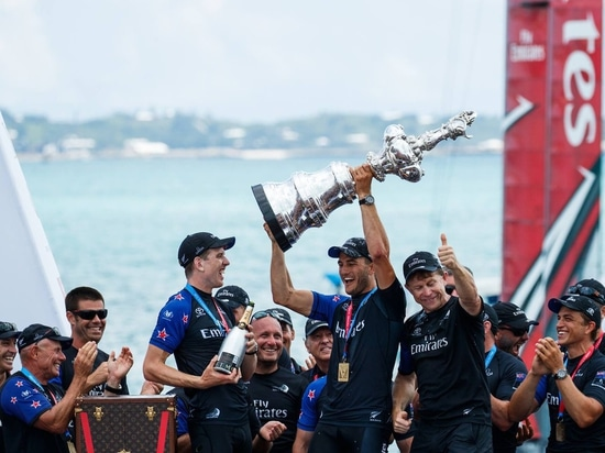 World Sailing e l'America's Cup attendono con ansia la 36a edizione