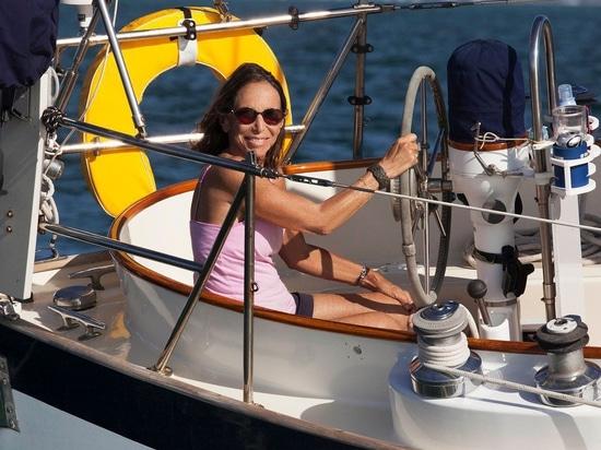 Unisciti alla circumnavigatrice Pam Wall ai suoi seminari di MiamiCourtesy of Pam Wall