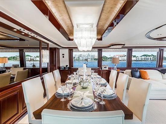 Nuovo sul mercato: 34m Westport yacht a motore Westport Il nostro patrimonio