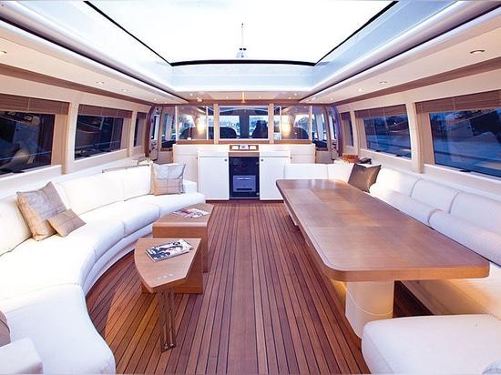 Nuovo sul mercato: 35m yacht danese Moon Goddess