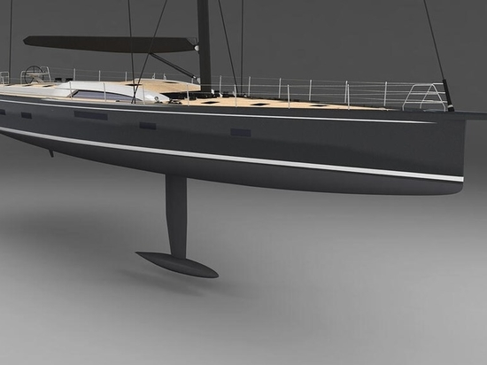 Southern Wind vende il quinto yacht SW105 Nordic Cool