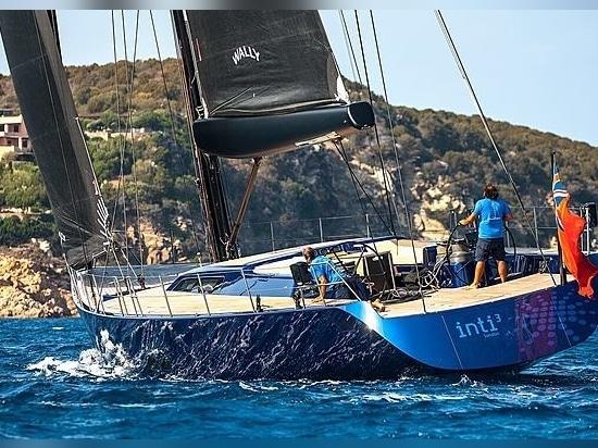 29m Wally barca a vela Inti Cube sul mercato
