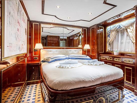 35m Benetti yacht a motore Pida sul mercato