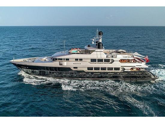 49m Christensen yacht a motore Odessa sul mercato