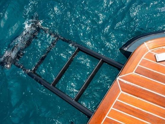 Evo T2 prima occhiata: Il design del tender Superyacht dà vita alla nuova gamma di imbarcazioni da diporto