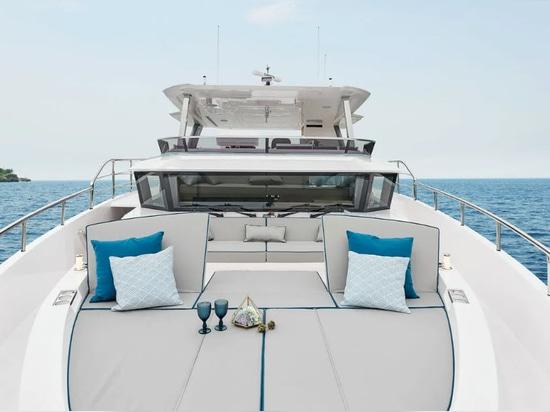 Horizon Yachts lancia il secondo FD75 Yacht