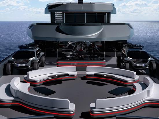 Kyron Design rivela il concetto di yacht da spedizione di 70 metri Nzuri