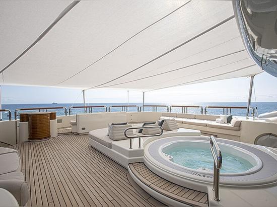 Lo yacht 67m Feadship Anna I cerca un nuovo proprietario