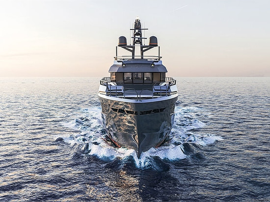 33m yacht ROCK XL aggiunto alla serie ROCK da Vripack