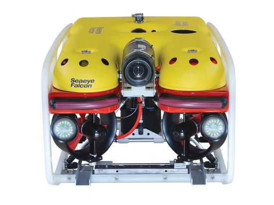 Saab Seaeye Falcon - Una risorsa multifunzionale a sostegno delle operazioni di rilevamento marino, salvataggio e costruzione civile di Peab Marin.