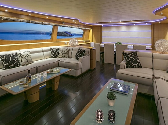 Nuovo sul mercato: 35m Maiora yacht a motore Parigi A