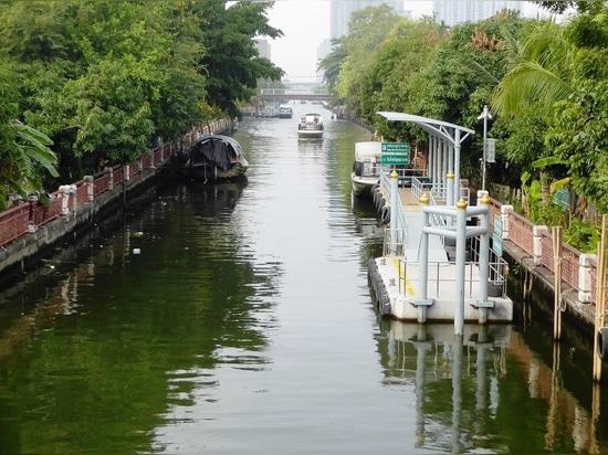 SF Marina aiuta Bangkok a tornare a viaggiare sull'acqua