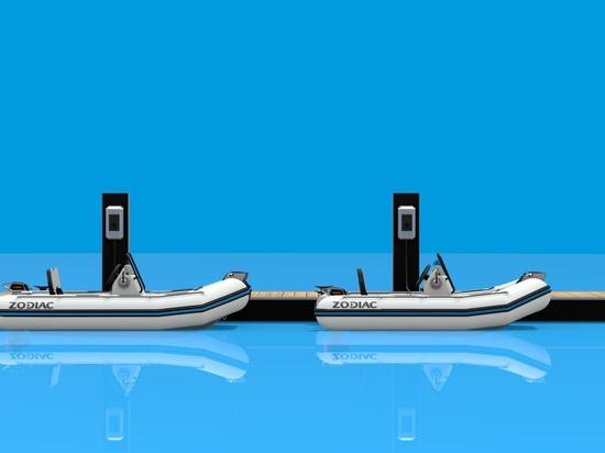 Zodiac lancia la gamma E-Boat