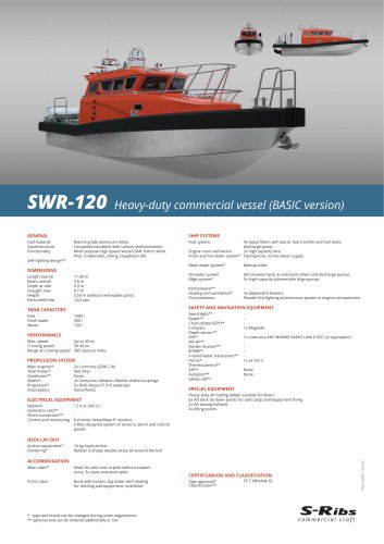 SWR-120 (PDS.SWR-120.03) BASIC Version