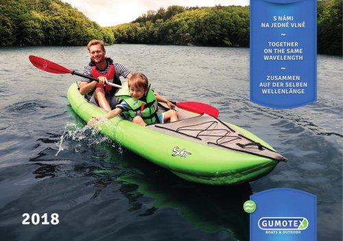 GUMOTEX catalogue 2018