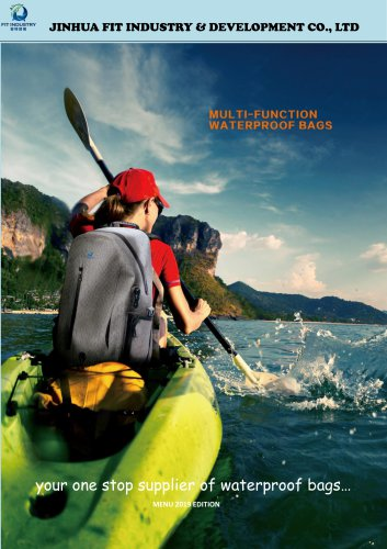Waterproof Bag Catalog