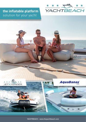 Yachtbeach/JetXtender/AquaBanas Catalogue