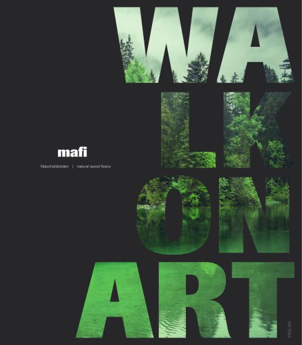 mafi : walk on art