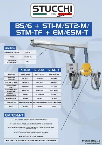 ST2-M/STM-TF + B6 + ESM-T