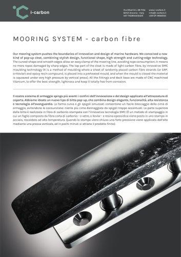MOORING SYSTEM-carbonio