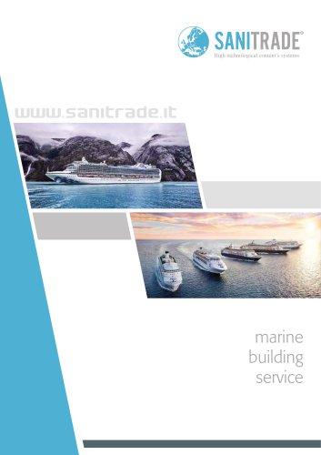 marine building service