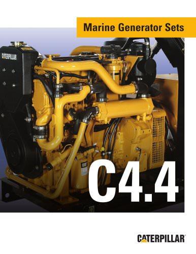 Brochure C4.4 genset