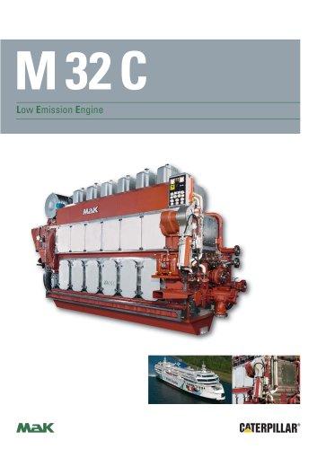Brochure - MaK M 32 C Low Emission Engine